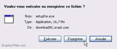 comment installer avast sans internet